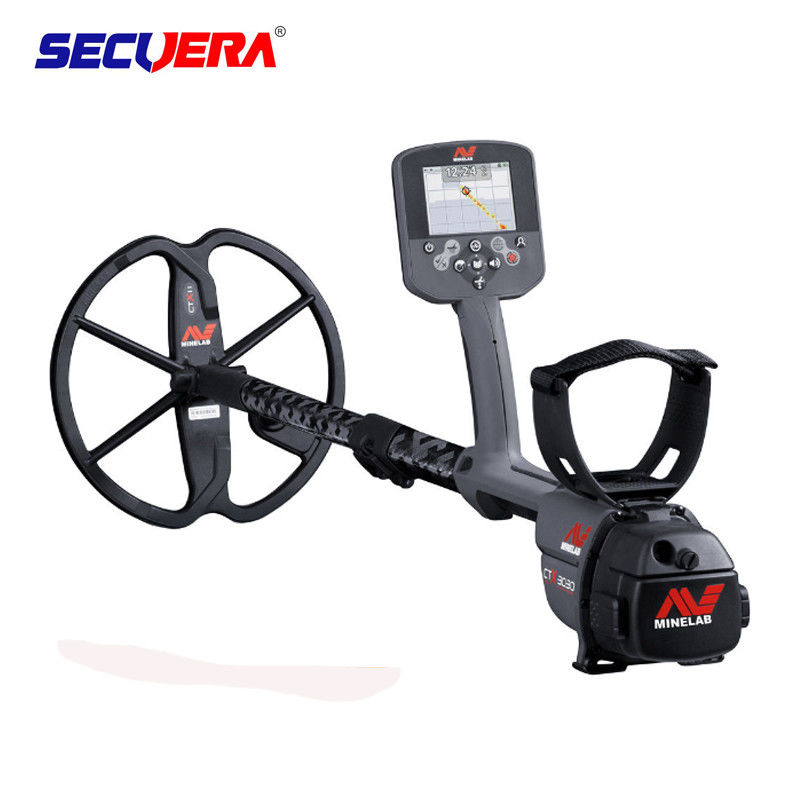 Long Distance Diamond Gold Underground Metal Detector Waterproof CE FCC ROHS ISO underground metal detector CTX3030